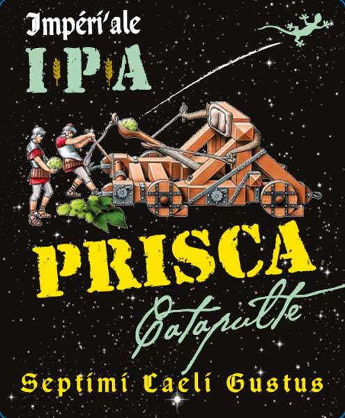 IPA artisanal brasserie Prisca Rhône Alpes